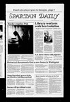 Spartan Daily, September 16, 1983 by San Jose State University, School of Journalism and Mass Communications