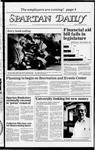 Spartan Daily, September 19, 1983 by San Jose State University, School of Journalism and Mass Communications