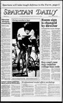 Spartan Daily, September 22, 1983 by San Jose State University, School of Journalism and Mass Communications