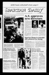 Spartan Daily, September 23, 1983 by San Jose State University, School of Journalism and Mass Communications