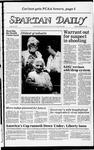 Spartan Daily, September 27, 1983 by San Jose State University, School of Journalism and Mass Communications