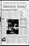 Spartan Daily, September 28, 1983 by San Jose State University, School of Journalism and Mass Communications
