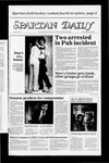 Spartan Daily, September 30, 1983 by San Jose State University, School of Journalism and Mass Communications