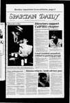 Spartan Daily, October 7, 1983 by San Jose State University, School of Journalism and Mass Communications