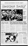 Spartan Daily, October 11, 1983 by San Jose State University, School of Journalism and Mass Communications