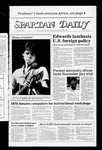 Spartan Daily, October 14, 1983 by San Jose State University, School of Journalism and Mass Communications