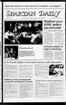 Spartan Daily, October 19, 1983 by San Jose State University, School of Journalism and Mass Communications
