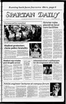 Spartan Daily, October 20, 1983 by San Jose State University, School of Journalism and Mass Communications