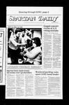Spartan Daily, October 28, 1983 by San Jose State University, School of Journalism and Mass Communications