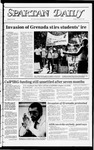Spartan Daily, October 31, 1983