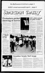Spartan Daily, November 1, 1983 by San Jose State University, School of Journalism and Mass Communications
