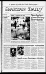 Spartan Daily, November 3, 1983