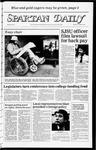 Spartan Daily, November 8, 1983