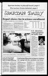 Spartan Daily, November 10, 1983