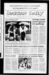 Spartan Daily, November 11, 1983