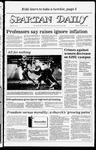 Spartan Daily, November 14, 1983