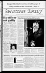 Spartan Daily, November 17, 1983 by San Jose State University, School of Journalism and Mass Communications