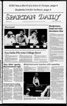 Spartan Daily, November 22, 1983 by San Jose State University, School of Journalism and Mass Communications