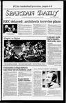 Spartan Daily, November 29, 1983