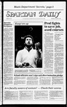 Spartan Daily, November 30, 1983 by San Jose State University, School of Journalism and Mass Communications