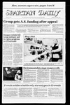 Spartan Daily, December 1, 1983