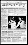 Spartan Daily, December 6, 1983