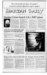 Spartan Daily, December 8, 1983 by San Jose State University, School of Journalism and Mass Communications