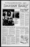 Spartan Daily, February 3, 1984 by San Jose State University, School of Journalism and Mass Communications