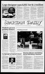 Spartan Daily, February 6, 1984 by San Jose State University, School of Journalism and Mass Communications