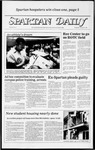 Spartan Daily, February 8, 1984 by San Jose State University, School of Journalism and Mass Communications