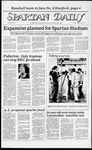 Spartan Daily, February 10, 1984 by San Jose State University, School of Journalism and Mass Communications