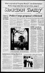 Spartan Daily, February 16, 1984