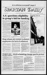Spartan Daily, February 27, 1984