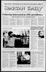 Spartan Daily, February 29, 1984