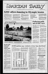 Spartan Daily, March 6, 1984