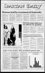 Spartan Daily, March 7, 1984 by San Jose State University, School of Journalism and Mass Communications
