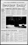 Spartan Daily, March 8, 1984 by San Jose State University, School of Journalism and Mass Communications