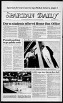 Spartan Daily, March 12, 1984 by San Jose State University, School of Journalism and Mass Communications