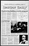 Spartan Daily, March 15, 1984