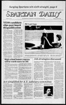 Spartan Daily, March 20, 1984 by San Jose State University, School of Journalism and Mass Communications