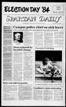 Spartan Daily, March 21, 1984 by San Jose State University, School of Journalism and Mass Communications