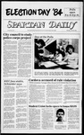 Spartan Daily, March 22, 1984 by San Jose State University, School of Journalism and Mass Communications