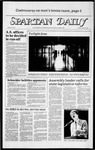 Spartan Daily, March 26, 1984 by San Jose State University, School of Journalism and Mass Communications