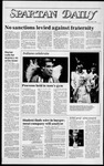Spartan Daily, April 3, 1984 by San Jose State University, School of Journalism and Mass Communications