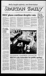 Spartan Daily, April 5, 1984 by San Jose State University, School of Journalism and Mass Communications