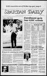 Spartan Daily, April 24, 1984 by San Jose State University, School of Journalism and Mass Communications