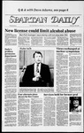 Spartan Daily, May 2, 1984 by San Jose State University, School of Journalism and Mass Communications
