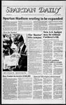 Spartan Daily, May 8, 1984
