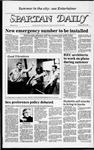 Spartan Daily, May 10, 1984
