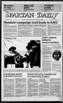 Spartan Daily, August 31, 1984 by San Jose State University, School of Journalism and Mass Communications